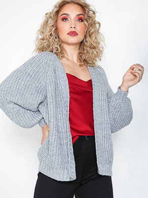 Missguided Oversized Knitted Cardigan