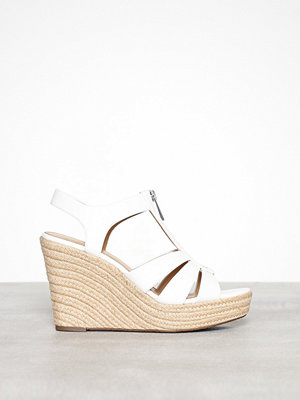MICHAEL Michael Kors Berkley Wedge Vit
