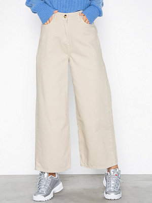 NORR Hannah wide leg jeans