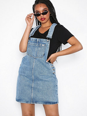 Dr. Denim Eir Dungaree Dress Blue