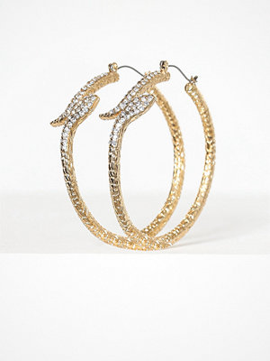 Freedom by Topshop örhängen Snake Hoop Earrings
