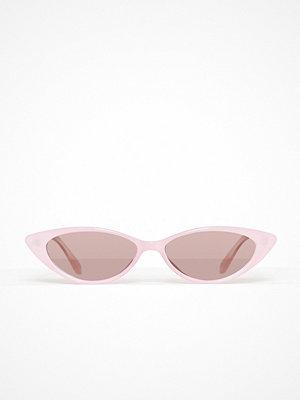 River Island Squishy Pink Plastic Sunglasses