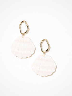 Freedom by Topshop örhängen Shell Drop Earrings