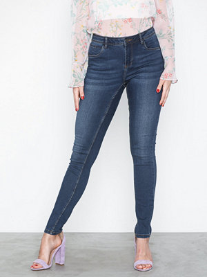 Noisy May Nmkimmy Nr Ankle Zip Jeans AZ062LB