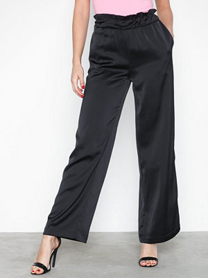 Vero Moda svarta byxor Vmginger Straight Pants Vma