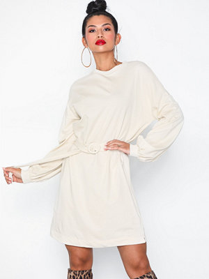 NLY Trend Belted Sweat Dress