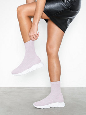 Sneakers & streetskor - NLY Shoes Knitted Sock Sneaker