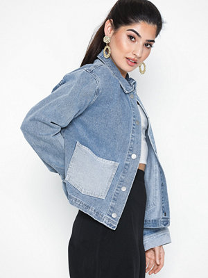 Only onlMOON L/S Denim Jacket
