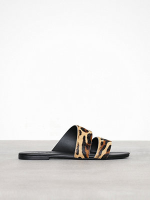 Pieces Pscandela Cow Hair Sandal