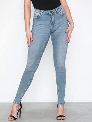 Noisy May Nmlucy Nw Pckt Piping Jeans VI883LB