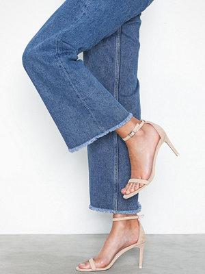 Pumps & klackskor - NLY Shoes Heel Sandal Beige