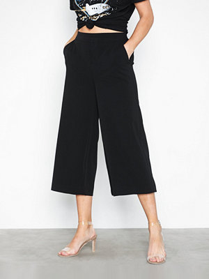 Object Collectors Item svarta byxor Objcecilie Culotte Pant Noos
