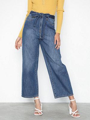 Vero Moda Vmkathy Hr Belt Jeans Ci
