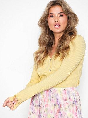 NLY Trend Fine Rib Knit Cardigan