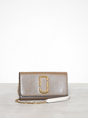 Marc Jacobs brun axelväska Wallet on Chain