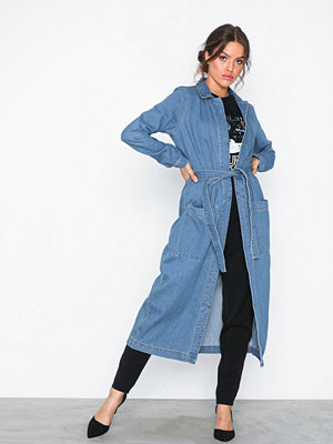 Only onlHAPPY Dnm Trenchcoat Qyt