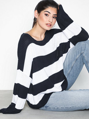 Only onlCAMPOS L/S Oversize Pullover Knt