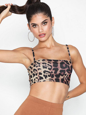 NLY One Animal Instict Crop Top