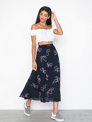 Selected Femme Slfhaven Mw Maxi Skirt B