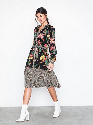 Vila Visarini L/S Midi Dress/Ka