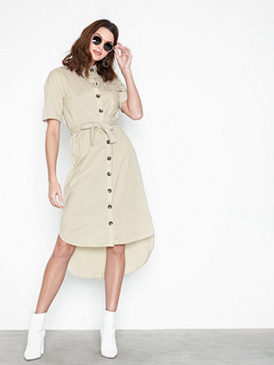 Noisy May Nmline 2/4 Sleeve Shirt Dress Fdx