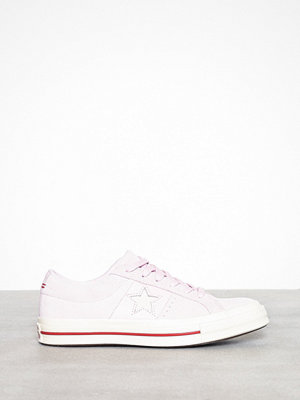 Converse One Star Ox Ljus Rosa