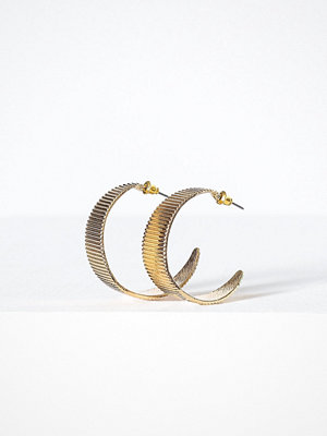 Missguided Jewelry örhängen Ridged Hoop