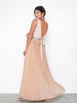 Rare London Sequin Plunge Maxi Dress