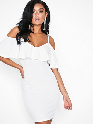 NLY One Off Shoulder Strap Dress