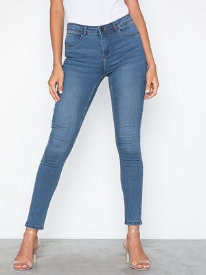 Noisy May Nmjen Nr S.S Shaper Jeans VI022LB C