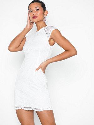Festklänningar - Only onlSHIRA Lace Dress Noos Wvn Vit