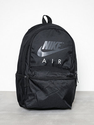 Nike mörkgrå ryggsäck med tryck Air Backpack