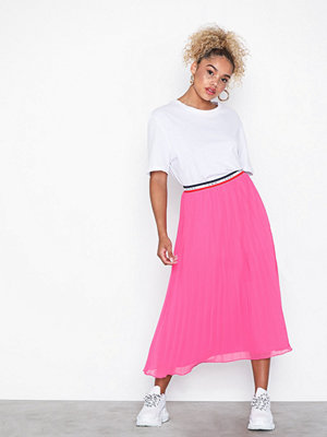 Kjolar - Tommy Jeans Tjw Midi Pleated Skirt