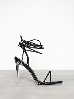 Missguided Skinny Strap Heeled Sandal