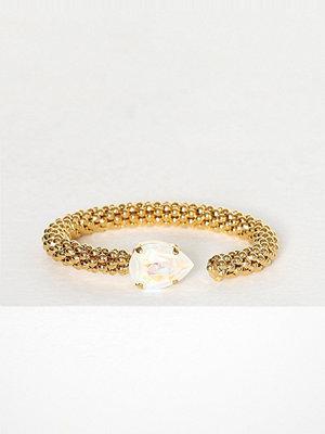 Caroline Svedbom armband Classic Rope Bracelet Vit