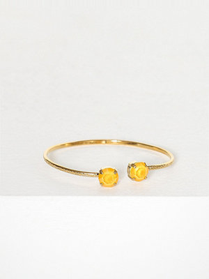 Caroline Svedbom armband Classic Petite Bracelet Gul