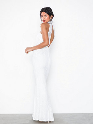 NLY Eve Floral Lace Mermaid Gown