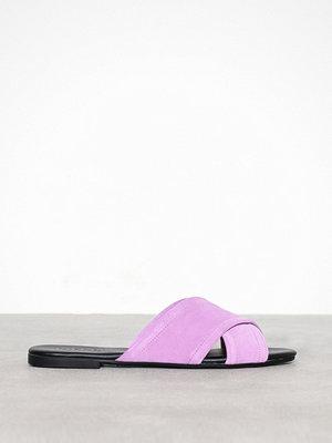 Sandaler & sandaletter - Pieces Psmarnie Suede Sandal
