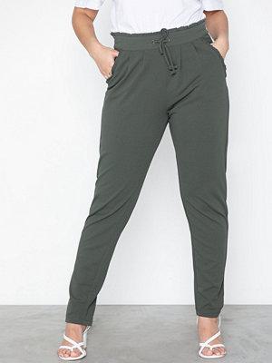 Jacqueline de Yong grå byxor Jdycatia Pants Jrs Noos