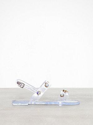 Sandaler & sandaletter - River Island Stud Jelly Sandal