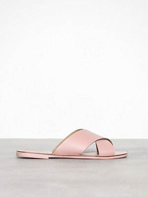 Pieces Pschara Leather Sandal