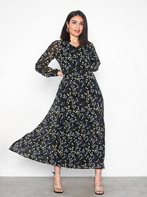 Vero Moda Vmlotus Ls Ankle Dress Wvn Ki