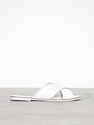 Tofflor - Pieces Pschara Leather Sandal