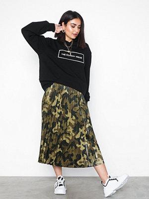 River Island Camo Print Skirt