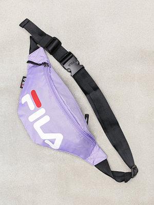 Fila ljuslila axelväska med tryck Waist Bag Slim