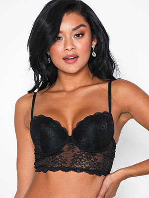 NLY Lingerie Push Up Lace Bustier