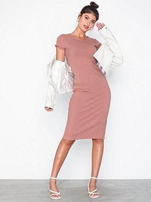 NLY Trend Frill Edge Midi Dress
