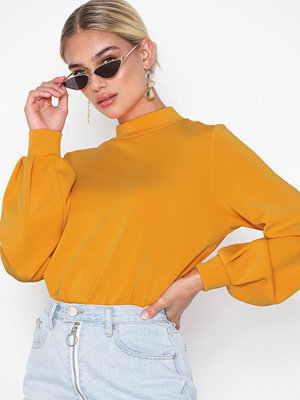 Selected Femme Slftea Ls Highneck Sweat