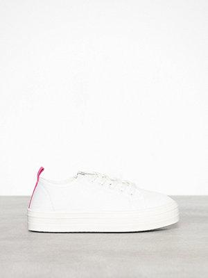 Only onlSARINA Contrast Sneaker Vit