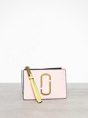 Marc Jacobs Top Zip Multi Wallet Blush